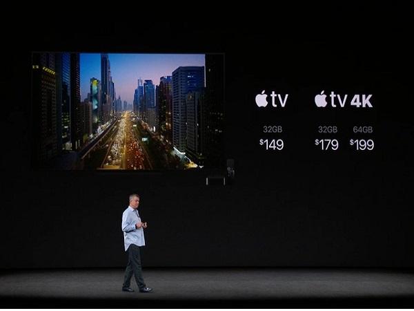 Apple TV Pricing